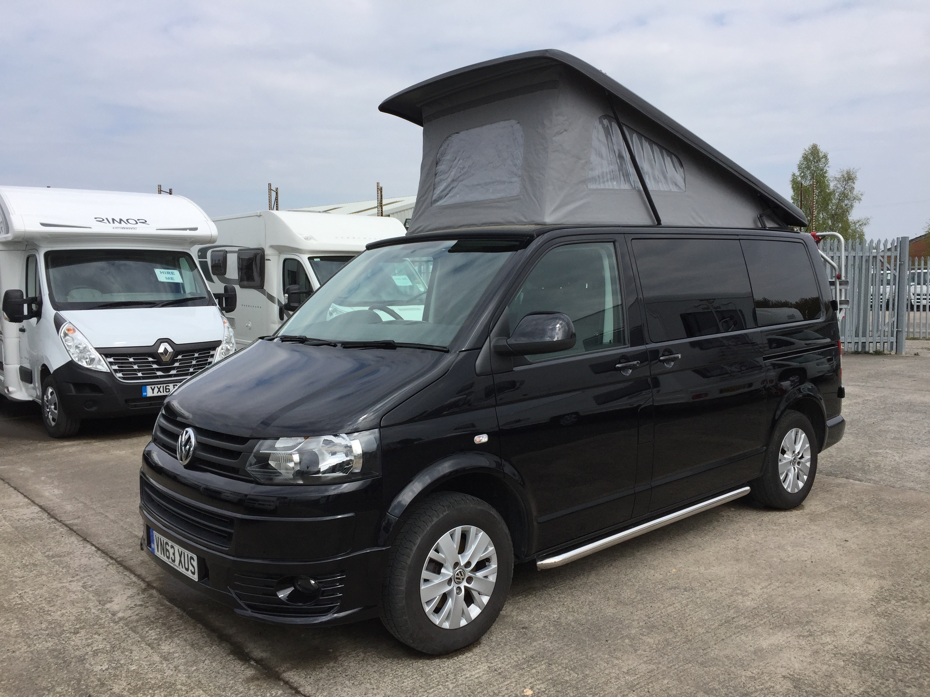 camper van holidays uk